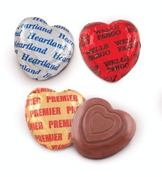 Belgian Chocolate Candy Gift Hearts