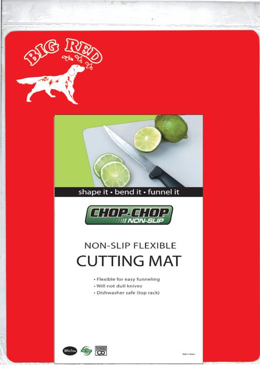 Chop Chop Non Slip Flexible Original 15 Quot X 11 Quot Cutting