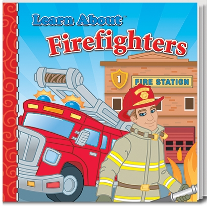 Learn About Firefighters Storybook - Storybook