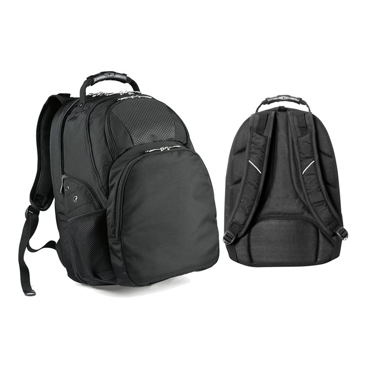 900-denier polyester Commuter Backpack with Rear Padded Laptop holder fits most 15 Laptops