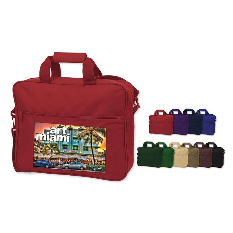 Brand Gear™ Miami Briefcase™