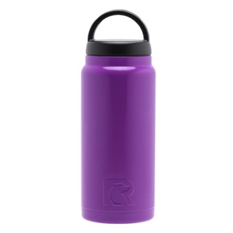 b3aa46afd7 RTIC 18oz Purple Stainless Steel Bottle. # RS-18BPL-DC