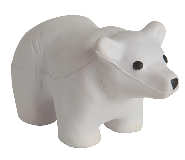 Polar Bear Squeezies Stress Reliever