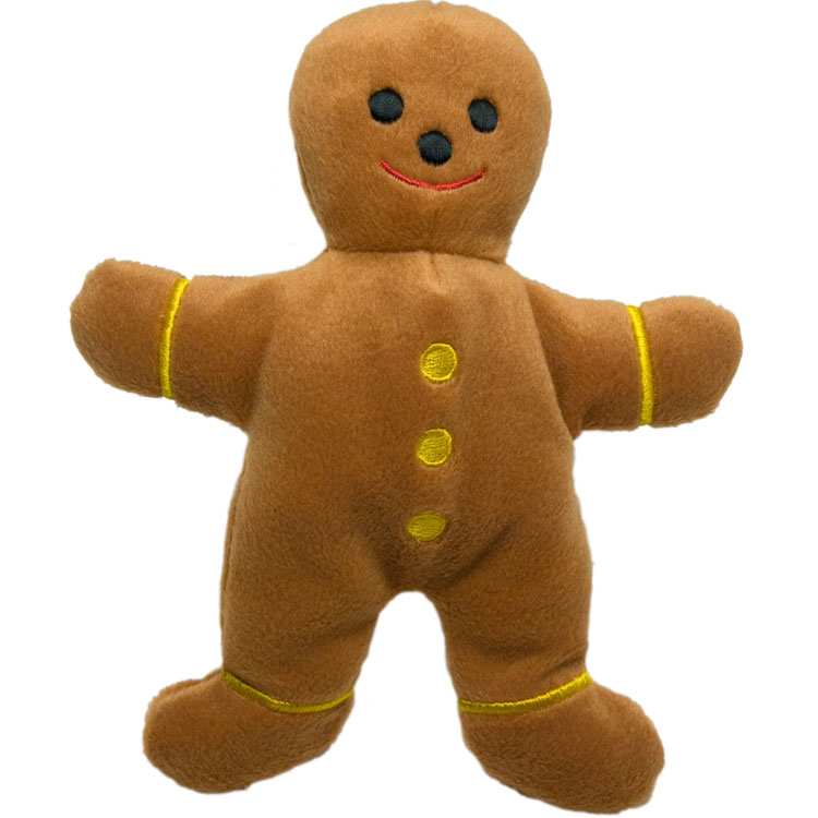 8 Gingerbread Man