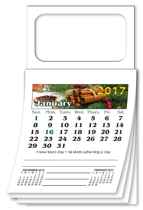 magnetic standard 12 month calendar mbc jan 2016 w cover 4201