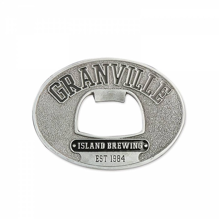 Belt Buckle Bottle Openers (3 x 4 in)