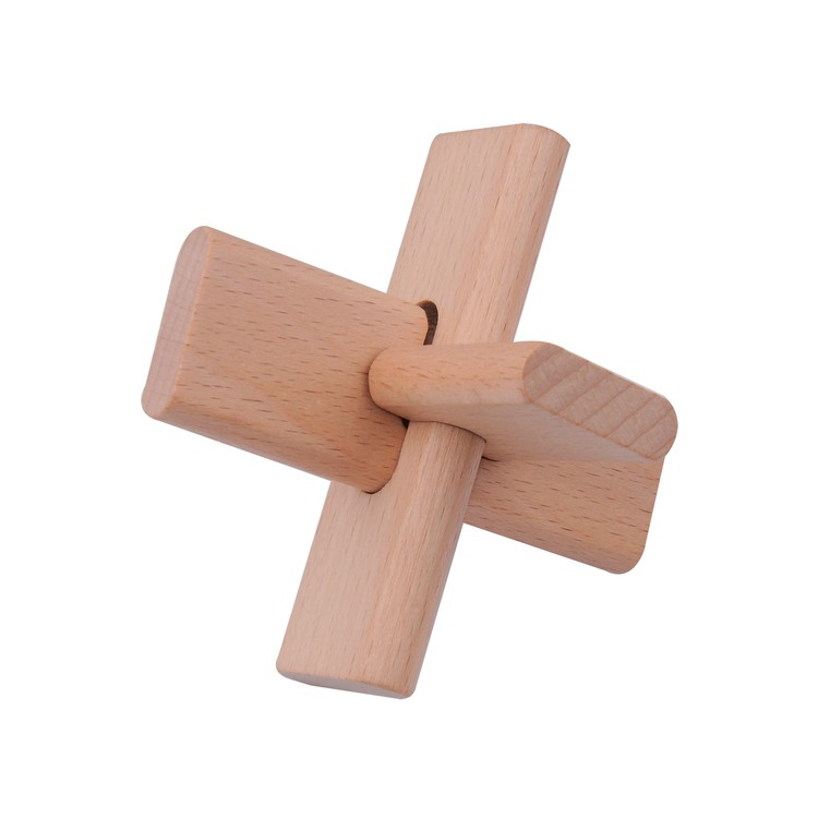 Centric Wooden Puzzle