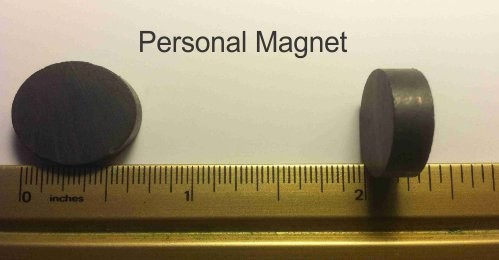 Personal Magnet Attachment