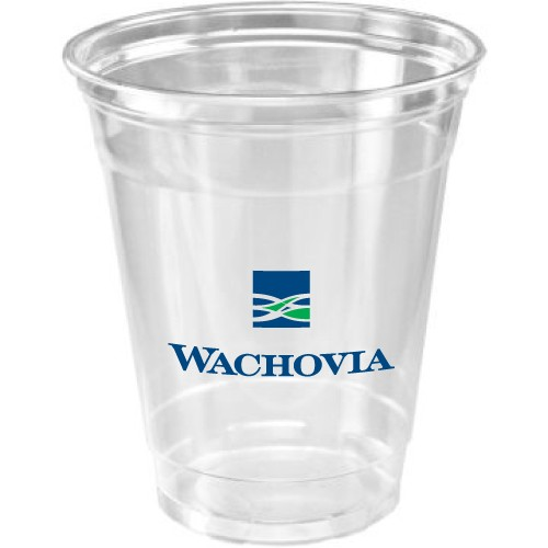 12 oz. Clear Plastic Party Cup