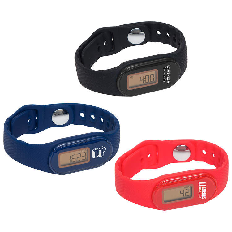 Tap N\' Read Fitness Tracker Pedometer Watch