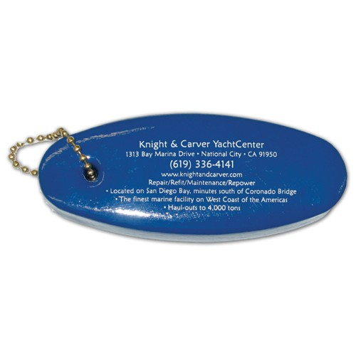 Large Oval Key Float