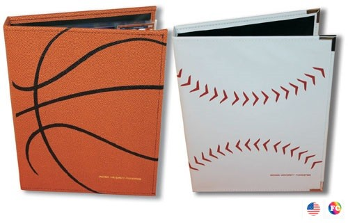 Sports Card 2 1/2 Capacity Binder