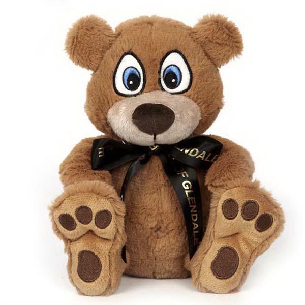 Nature Paw Stuffed Animal- Big Paw Honey Bear