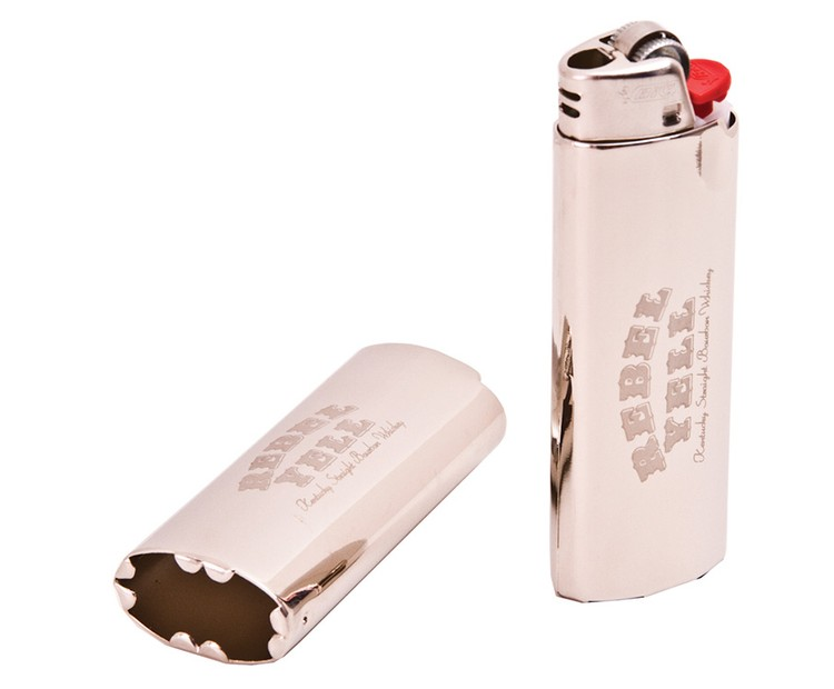 Metal BIC Lighter Cover (Lighter Not Included)