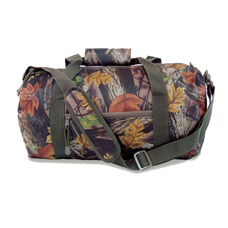 Camo Small Duffel