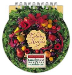 Cookbook - Holiday Recipes (5.375x5.125)