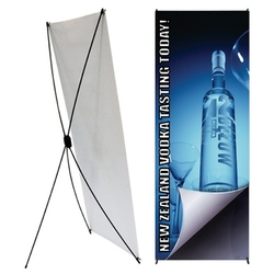 Spring 3 Pop Up banner Stand