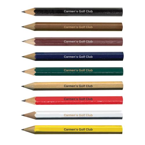 Golf Hex Pencil