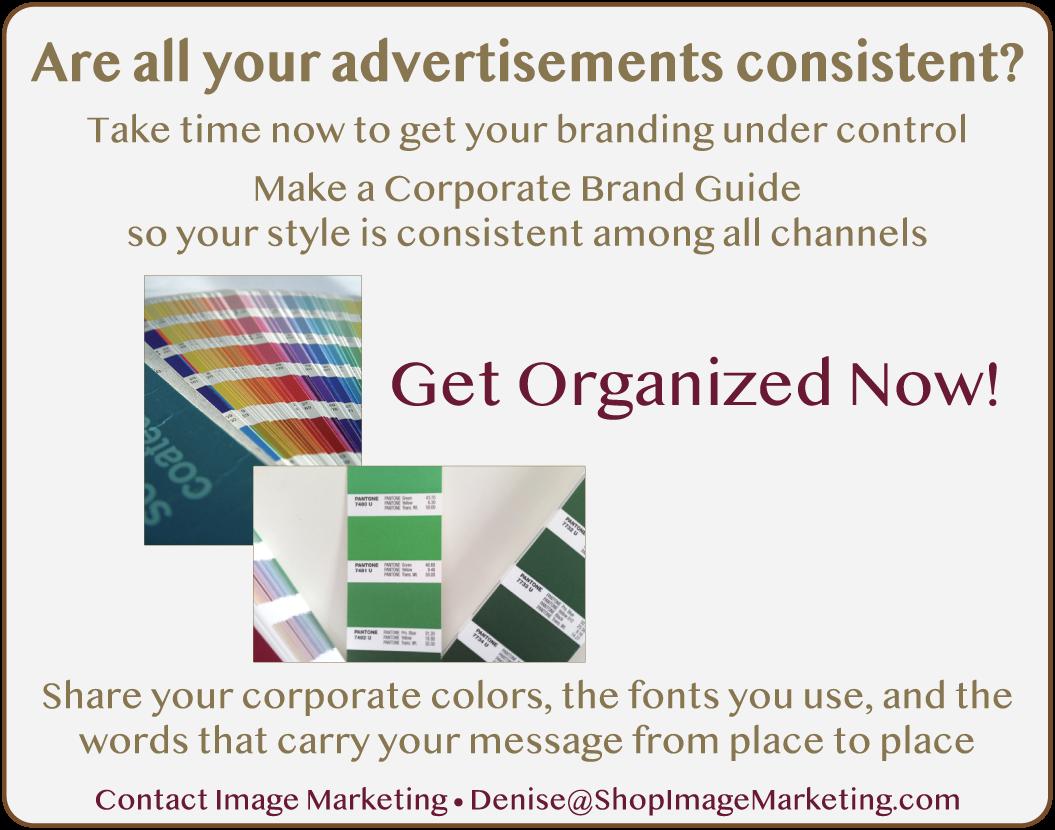 Custom Style Brand Guide Advertisement 2