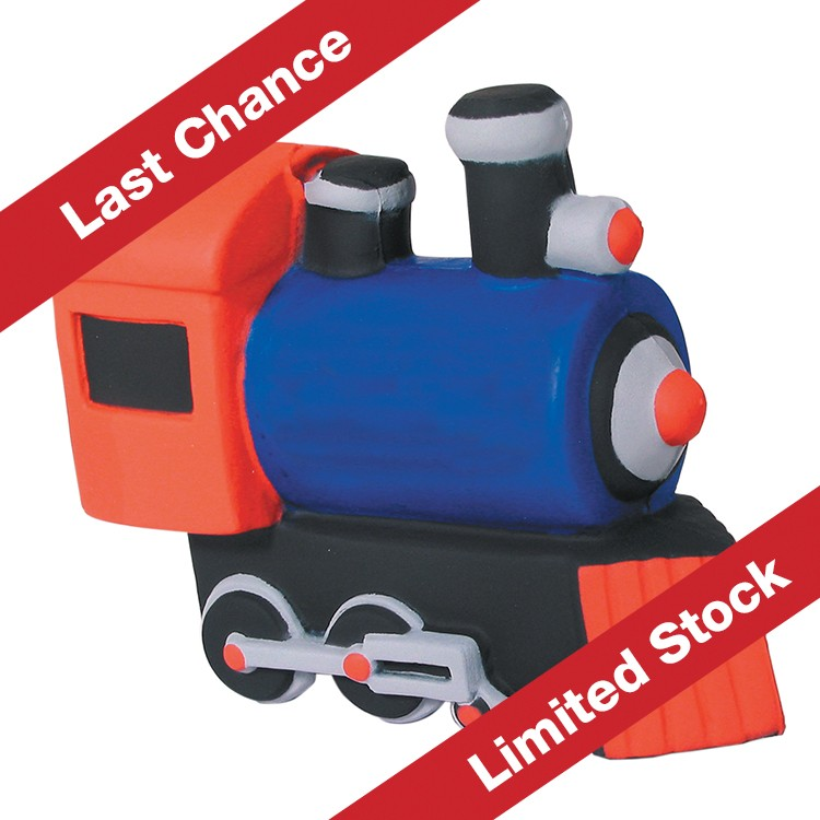 CLOSEOUT: Train Squeezies Stress Reliever