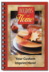 Holidays at Home Cookbook