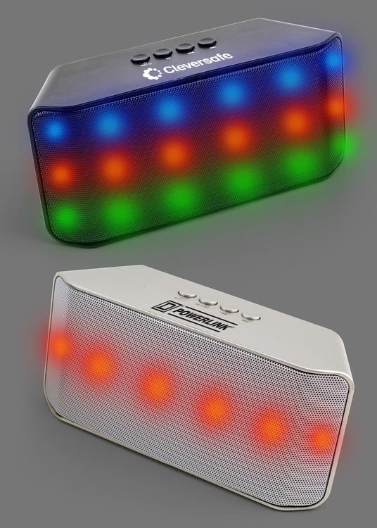 Lighted Bluetooth Speaker