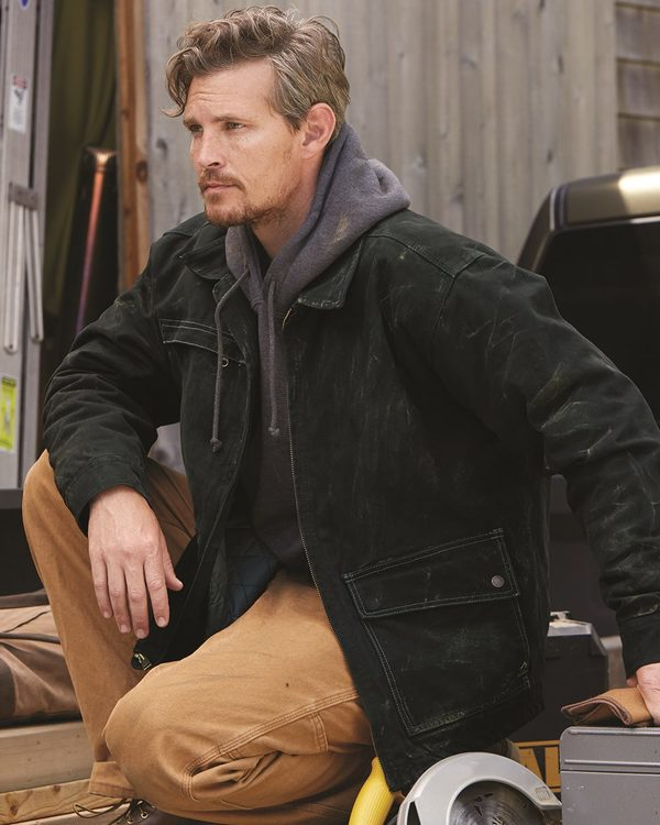 Flint Boulder Cloth™ Canvas Jacket