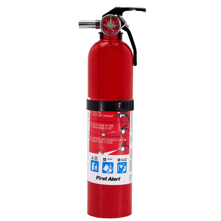 First Alert Rechargeable Home Fire Extinguisher