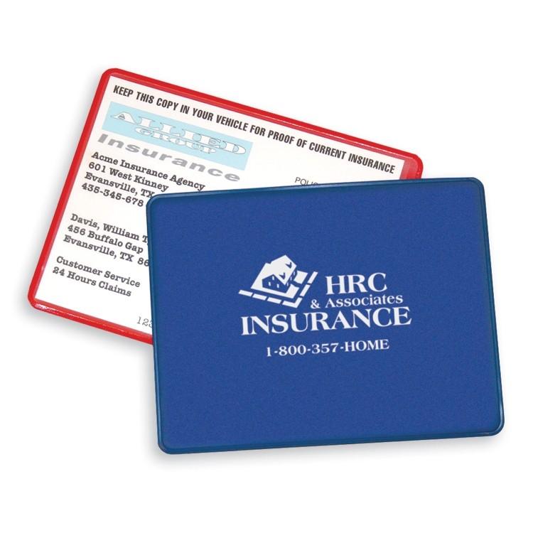 Proof of Insurance/Registration Holder