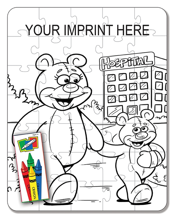 Health & Medical Coloring Puzzles | Product Catalog | Coloring Book ...
