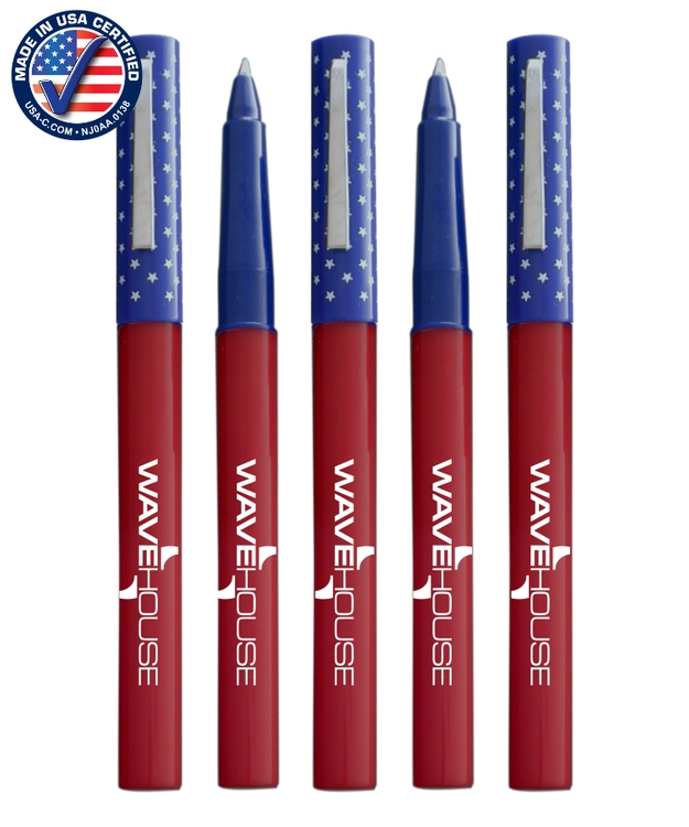 USA Made, Patriotic Bold & Beautiful with Stars & Stripes
