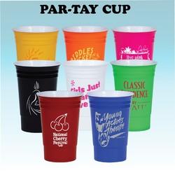 16oz Double Wall Par-Tay Cup
