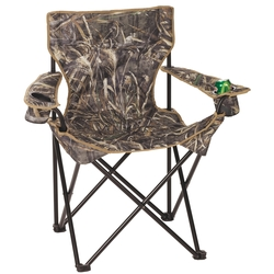 Max-5 BIG UN Camo Camp Chair