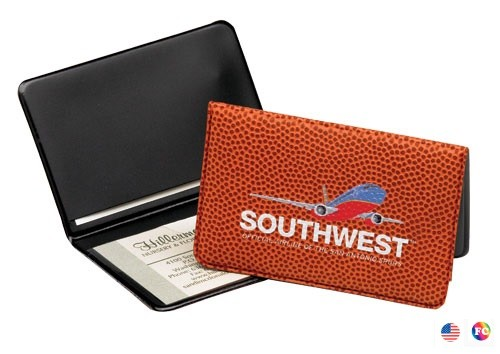 Sports Business Card Holder