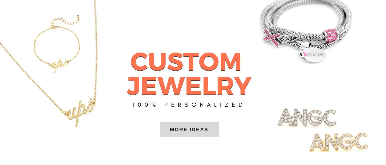 Custom Jewelry | gobrandspirit com