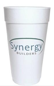 20 oz. Styrofoam Hot/Cold Cup