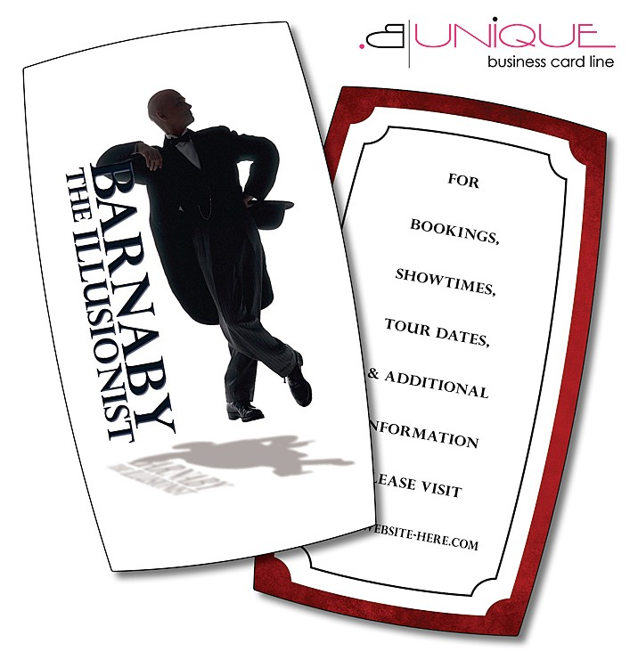 B. Unique Business Cards | Product Catalog | TradeNet
