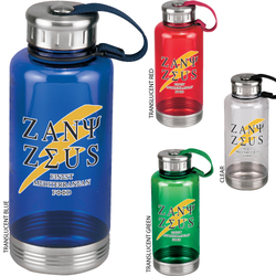 Zeus 32oz. Polycarbonate Bottle