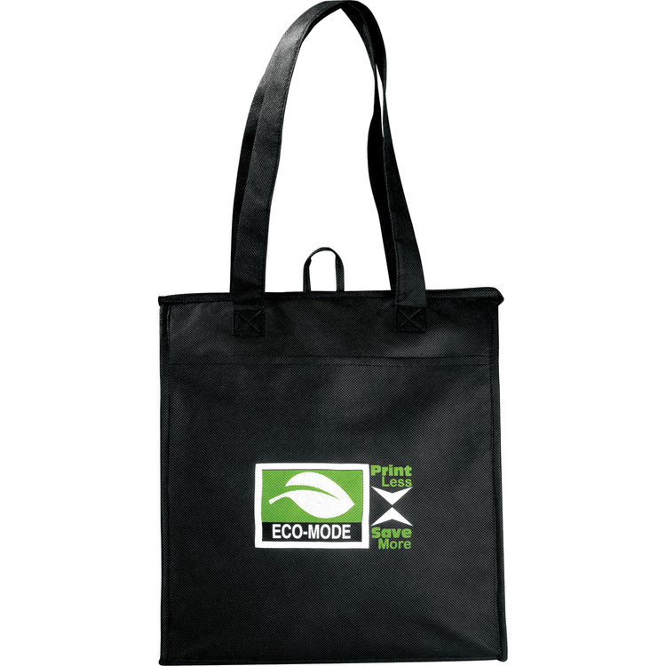 PolyPro Non-Woven Insulated Big Grocery Tote