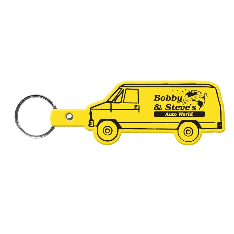 Van Flexible Key-Tag