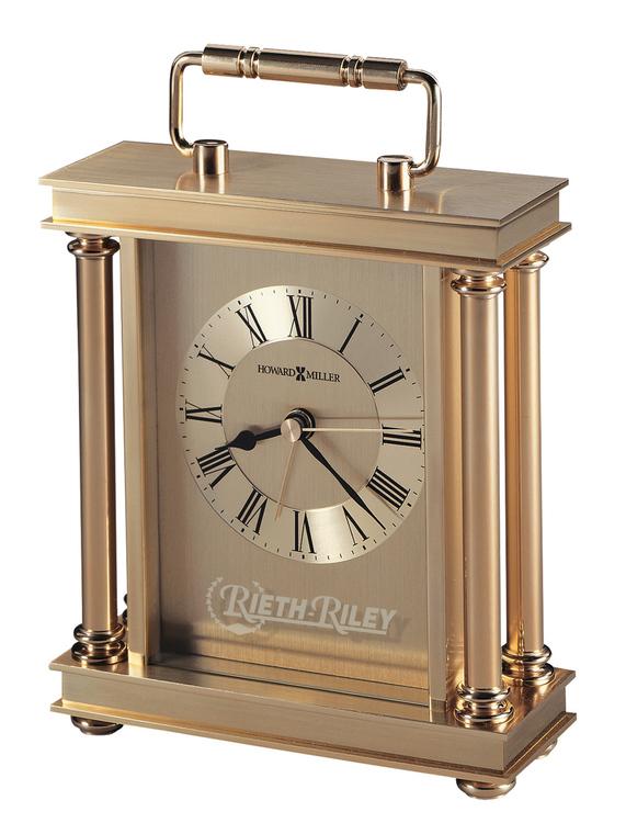 Howard Miller Audra tabletop clock