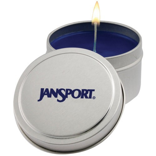 Aromatherapy Candle Tin 6 oz