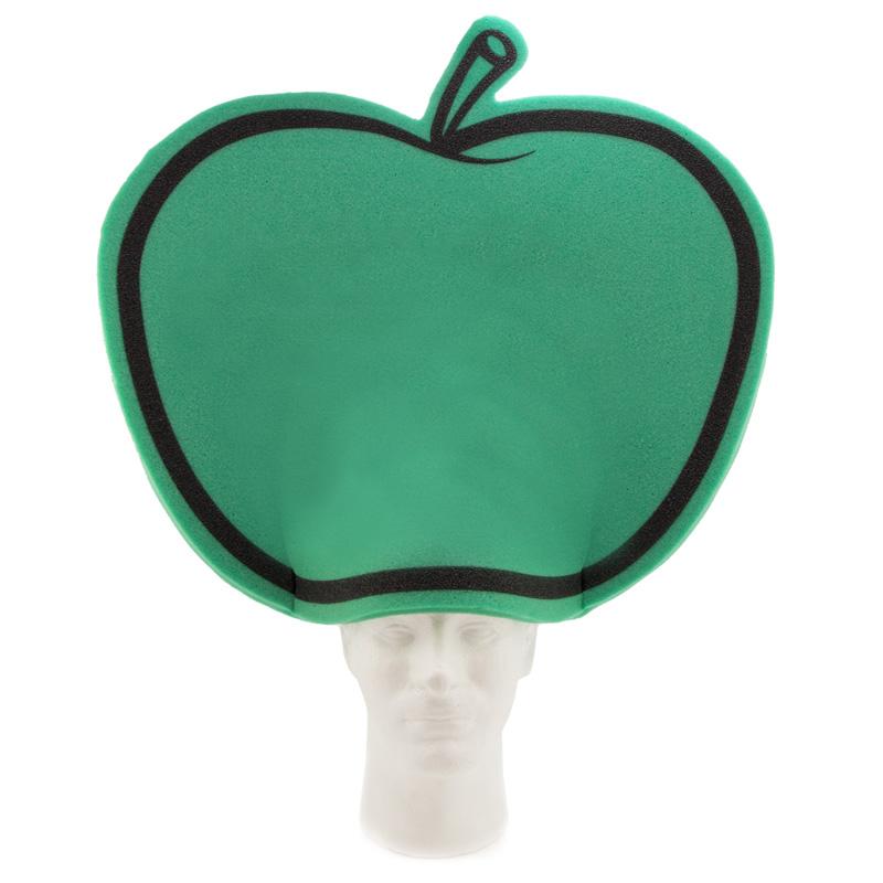 Giant Apple Hat - APP202 | Foamworx US