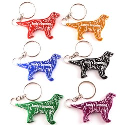 Dog Key Chain / Bottle Opener