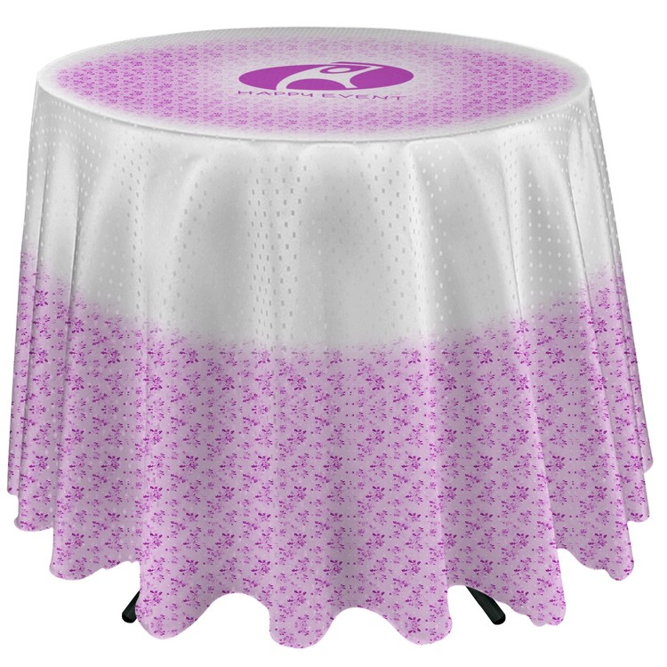 31 5 Nexis Cafe Table Throw With 27 Overhang Round Table Cloth