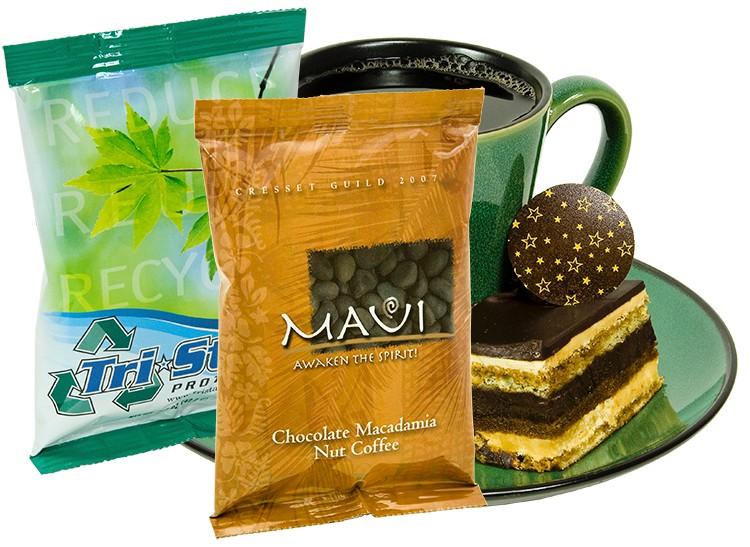 Direct Print - Gourmet Coffee Bag (4CP)