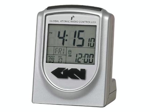 Liason Radio Controlled Travel Clock