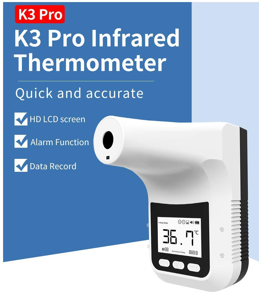 K3 Pro Infrared Thermometer