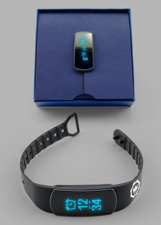 Heart Rate Fitness Tracker Bracelet - Heart Rate Fitness Tracker Bracelet