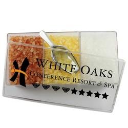 3way Show Piece with Spa Bath Salt Crystals